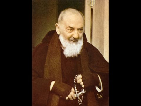 REAL VOICE of St. Padre Pio: Sermon on perseverance