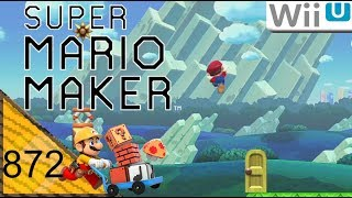 Super Mario Maker one level per day ★ 872 ★ Most unfair level ★ Tas  ★ Deutsch