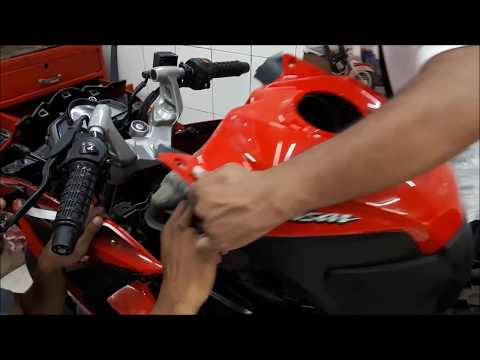 Bajaj Pulsar 200 RS Air Filter Replacement