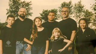 Gay dads raising 5 adopted kids in Nova Scotia
