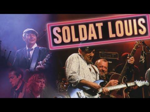 Soldat Louis - Du rhum des femmes (Nouvelle version) [Live]