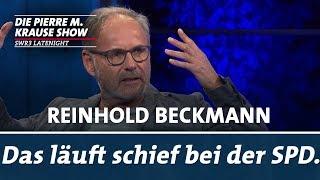 Reinhold Beckmann über Politik und seine Zeit im Knast