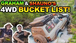 Beers in the Kimberley - 20TH EPISODE SPECIAL! Our Bucket List & An Ultimate Getaway With Shauno
