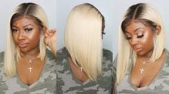 How To #613 Blonde Ombre For Brown Skin | Bestlacewigs