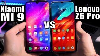 Lenovo Z6 Pro vs Xiaomi Mi 9: Flagship Killers 2019!