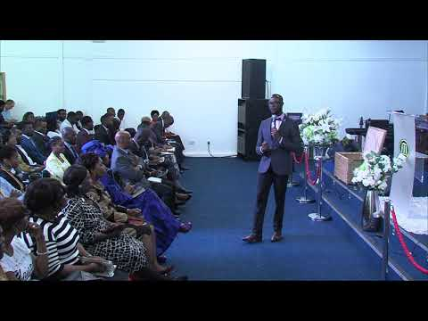 DEVELOPING YOURSELF FOR LIMITLESS LIVING II (LIMITLESS SERIES) - PASTOR BRYAN OLAT