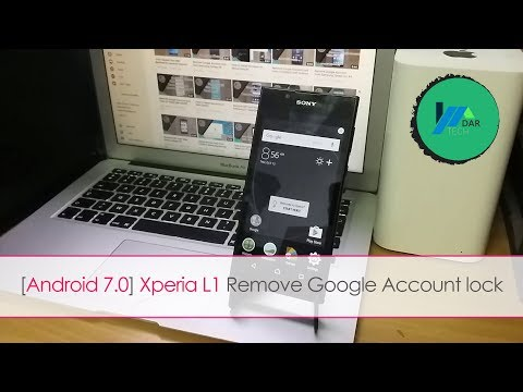 How to hard reset/factory reset Sony Xperia L1 by GIAI PHAP