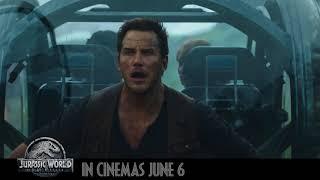 Get ready to run. #JurassicWorld #FallenKingdom