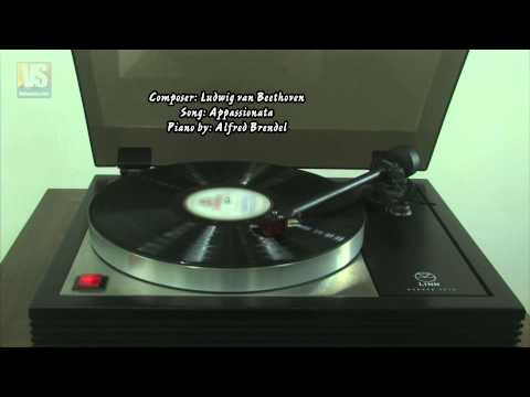 【LP Records】Appassionata - Ludwig van Beethoven