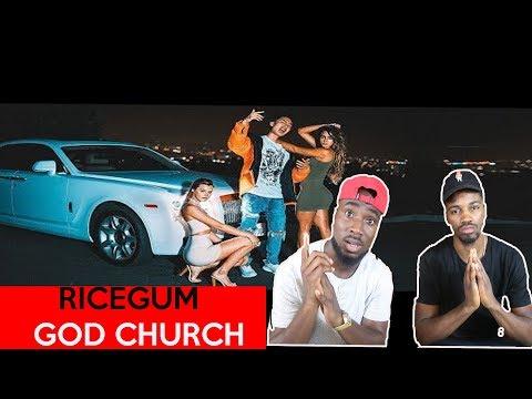 RiceGum - God Church  Video Reaction