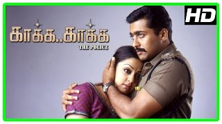 kaaka kaaka tamil movie suriya jyothika back to back scenes harris jayaraj