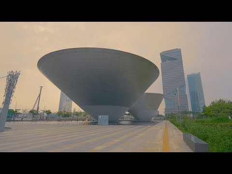 Songdo Tri-Bowl,Incheon,Korea with Panasonic GH5
