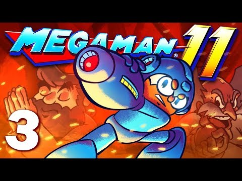 Dr. Wily | Mega Man 11 | Ft. The Completionist - Part 3