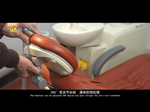 dental chair promotional video