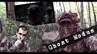 Ghost Scout im Gelände Teil 1  /  Tarn Kleidung Real Tree / siehst du mich ?