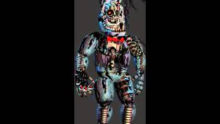 Nightmare Withered Withered Bonnie Sings FNAF Song Remix Lueke Gumball Special 5