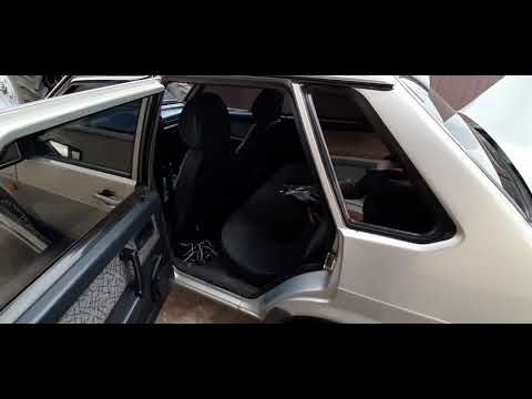 Установка динамиков в задние двери ВАЗ 21099