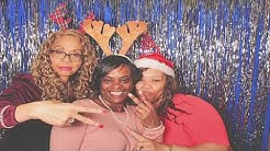12-2-17 Atlanta Hilton Gardens Inn Photo Booth - CSE Corp's Annual Holiday Event 2017 - Robot Booth