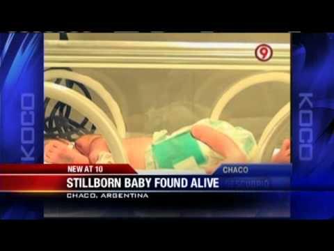 Baby Declared Dead Found Alive In Morgue
