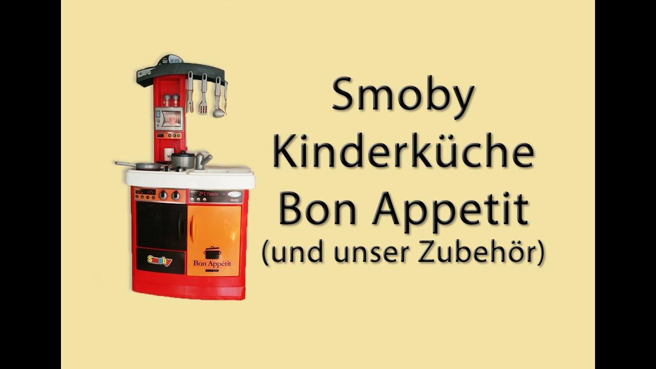 Unsere kinderkuche smoby bon appetit mit gerauschen for Smoby kinderküche