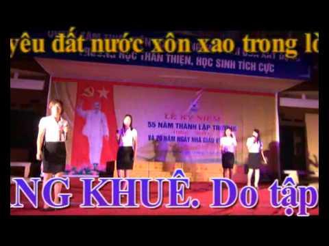 THCS Nha Trang - 55 Nam - BAI CA CO GIAO TRE.wmv