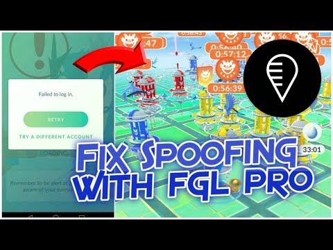 Fix Pokemon GO Spoofing Errors FGL PRO (Error 12, Error 11, Unable To Authenticate)