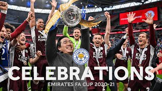 Foxes Never Quit | Leicester City's Celebrations In Full As Chairman Joins His Players | 2020-21