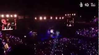 黑色幽默 & 阳光宅男 摩天轮马来西亚吉隆坡演唱会 饭拍版