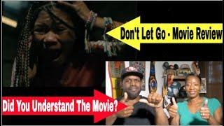 Don39T Let Go - Movie Review  Good Movie If You Understanding It  Don39t Let Go Movie Explanation