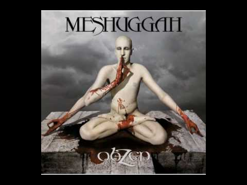 MESHUGGAH  BLEED backwards ***MUST LISTEN***