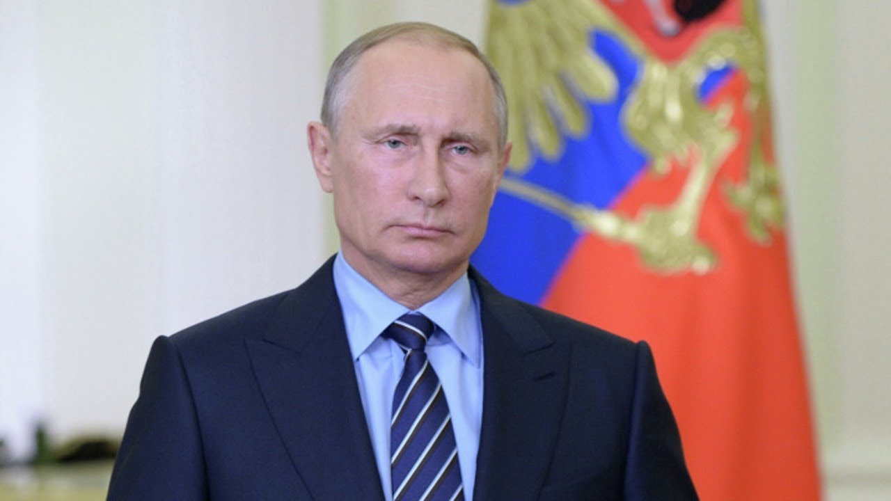 Визит Владимира Путина на станцию скорой помощи в Пушкине от 28.04.21