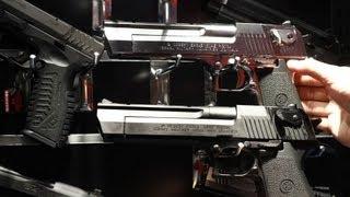 Viewer's Choice: Tokyo Marui Dezert Eagle Hard Kick GBB - RedWolf Airsoft RWTV