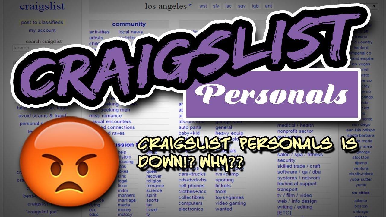 Craigslist atl personals