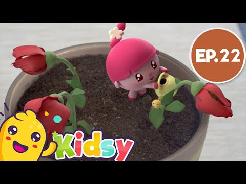 BabyRIKI Cartoons - The FLOWER (EP22) | KIDSY