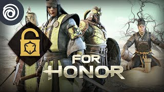 FOR HONOR - CONTENT OF THE WEEK - JULY 29TH