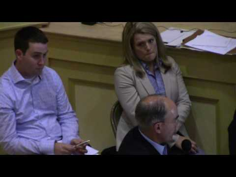 National Monument Hearing East Millinocket 6/1/16