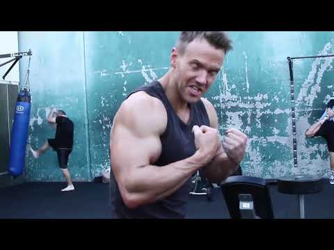 Training Triceps & Biceps