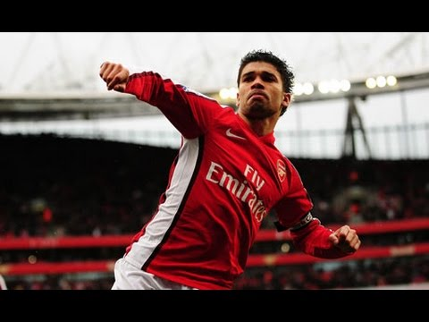 Eduardo's 20 Goals For Arsenal