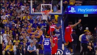 Steph Curry - Fantastic Finisher 16/17 Part 1