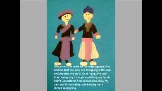 Hmong Story Cloth: Mental Health