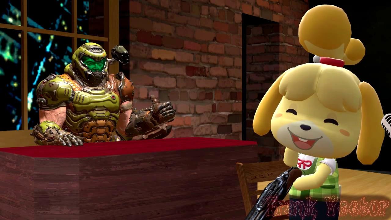 The true enemy of Animal Crossing New Horizons [SFM]