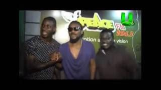 Kwame Sefa Kayi Surprise Birthday Party