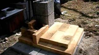 Rocket Stove Ideas 5 - Brick Floor Heating
