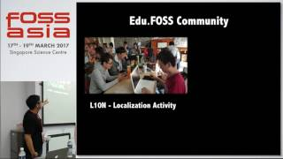 Using FOSS to flip education is a student's power - Cheng-Kuan Ou - FOSSASIA Summit 2017