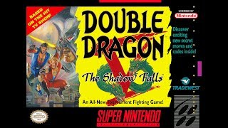 Is Double Dragon V: The Shadow Falls [SNES] Worth Playing Today? - SNESdrunk