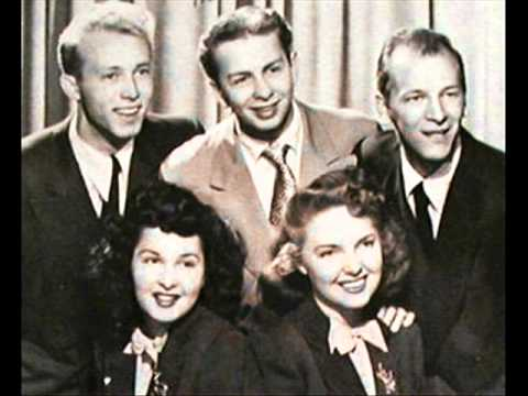 Try A Little Tenderness ~ Mel Torme' & The Mel-Tones  (1946)