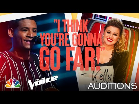 """Gean Garcia's Melancholy Performance of Kodaline's """"All I Want"""" - The Voice Blind Auditions 2021"""
