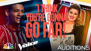 "Gean Garcia's Melancholy Performance of Kodaline's ""All I Want"" - The Voice Blind Auditions 2021"