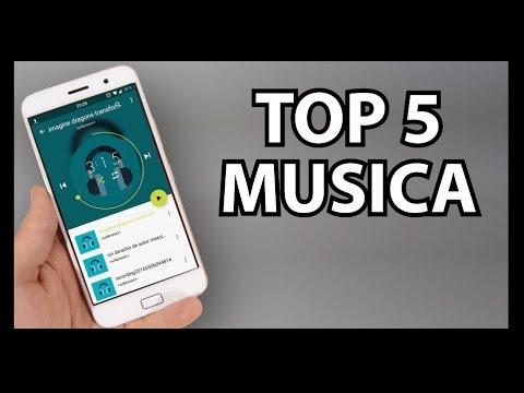 Mejores REPRODUCTORES DE MUSICA para Android - 2016