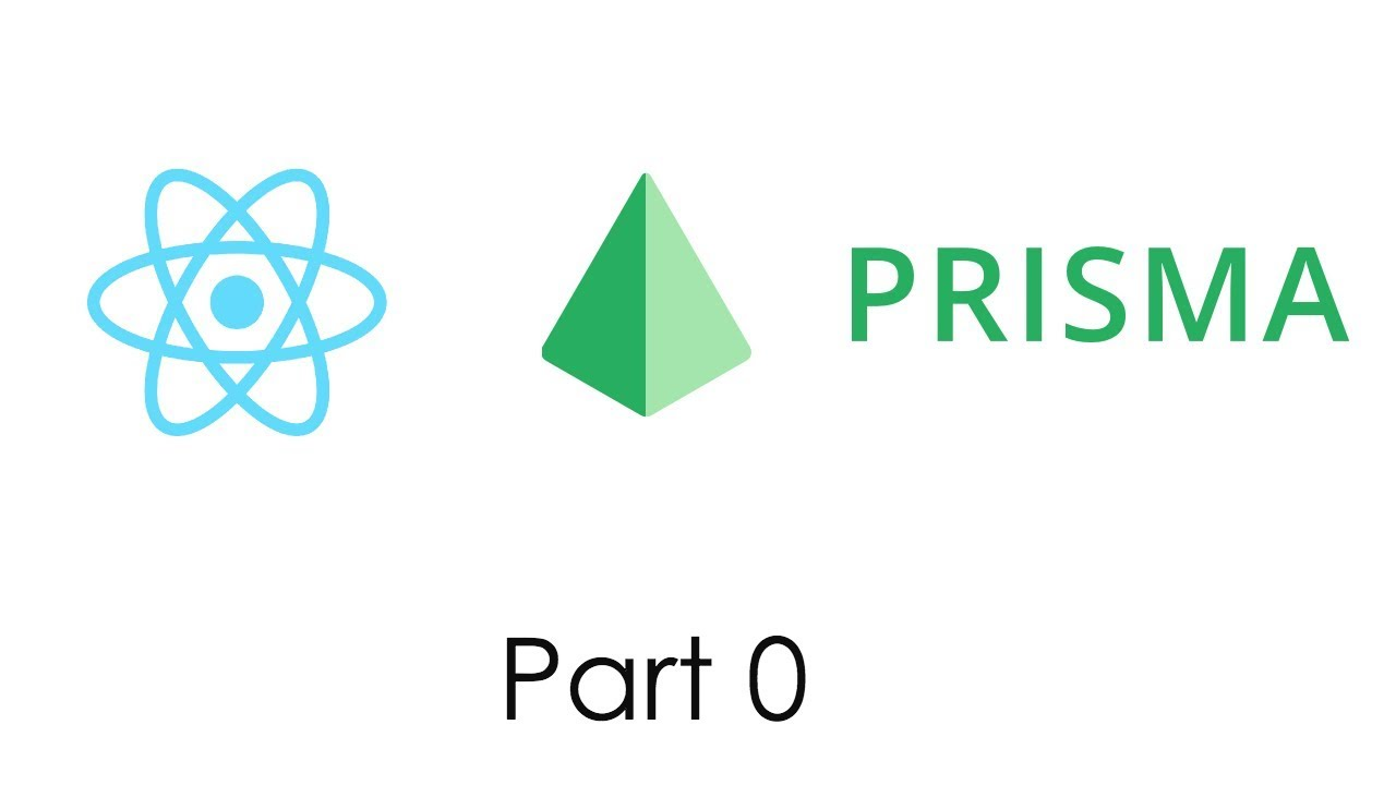 Setting up a Prisma GraphQL Server - Part 0